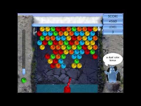 Aqua Bubble - Download Free At GameTop.com