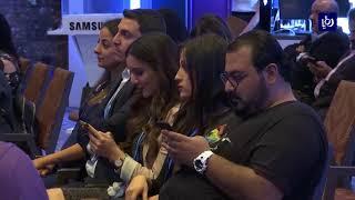 سامسونج تعلن عن إطلاق أحدث هواتفها الذكية في الأردن - (28-3-2018)