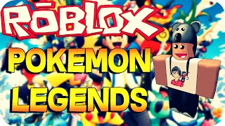 Roblox - Pokemon Legends