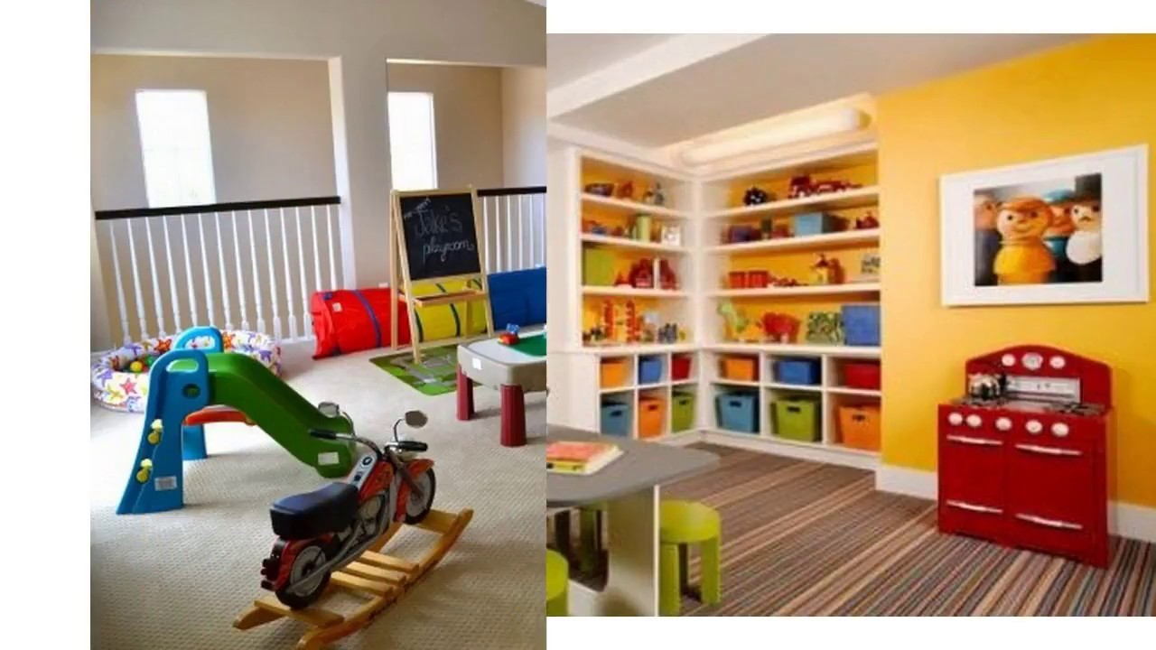 Best 20 Kids Game Room Design Ideas Youtube