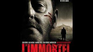 Jean Reno 22 Bullets music ( L'immortel 2010 )