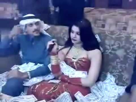 Saudi Prince in Night Club spend one million dollar.flv