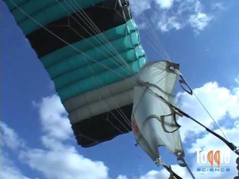 Ram Air Canopy Parts & Ram Air Canopy Parts - YouTube