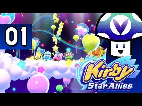 [Vinesauce] Vinny - Kirby Star Allies (part 1)
