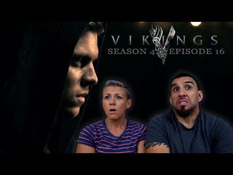 Vikings Season 4 Episode 16 'Crossings' REACTION!!