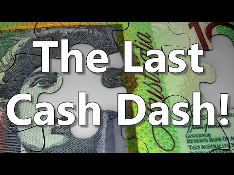 The Last Cash Dash!