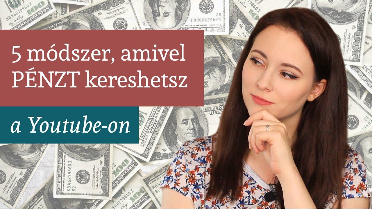 pénzt keresni mint modell)