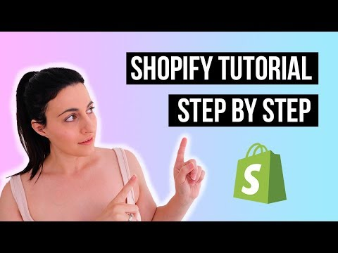 How to Start an Online Store Using Shopify for Beginners - Full Tutorial 2019 thumbnail