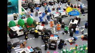 Домашние сражения игрушек ↑ Военные солдатики, полицейские, вертолёты, машинки  ↑ Обзор игрушек