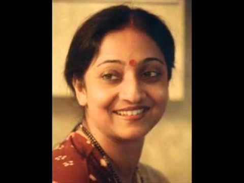 Indrani Sen   Aaj Khela Bhangar   YouTube