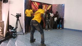 Adom TV Srekwakwa Season 2 Koforidua Audition - Funny Dance Competition