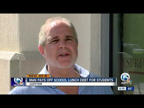 Maverick - Florida Man Pays Off School Lunch Debt for 400 Students