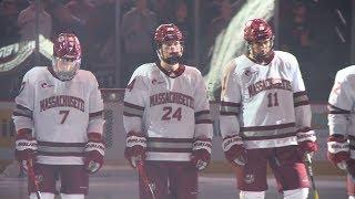 UMass Hockey: Freshmen Class Fuels Victory Over RPI