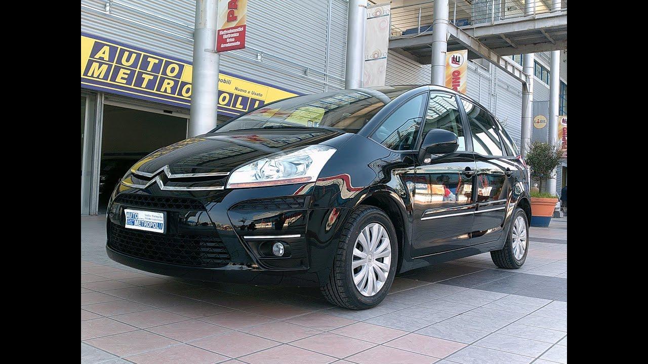 CITROEN C4 Picasso 1.6 BlueHDi 120CV Shine - Ratti Auto