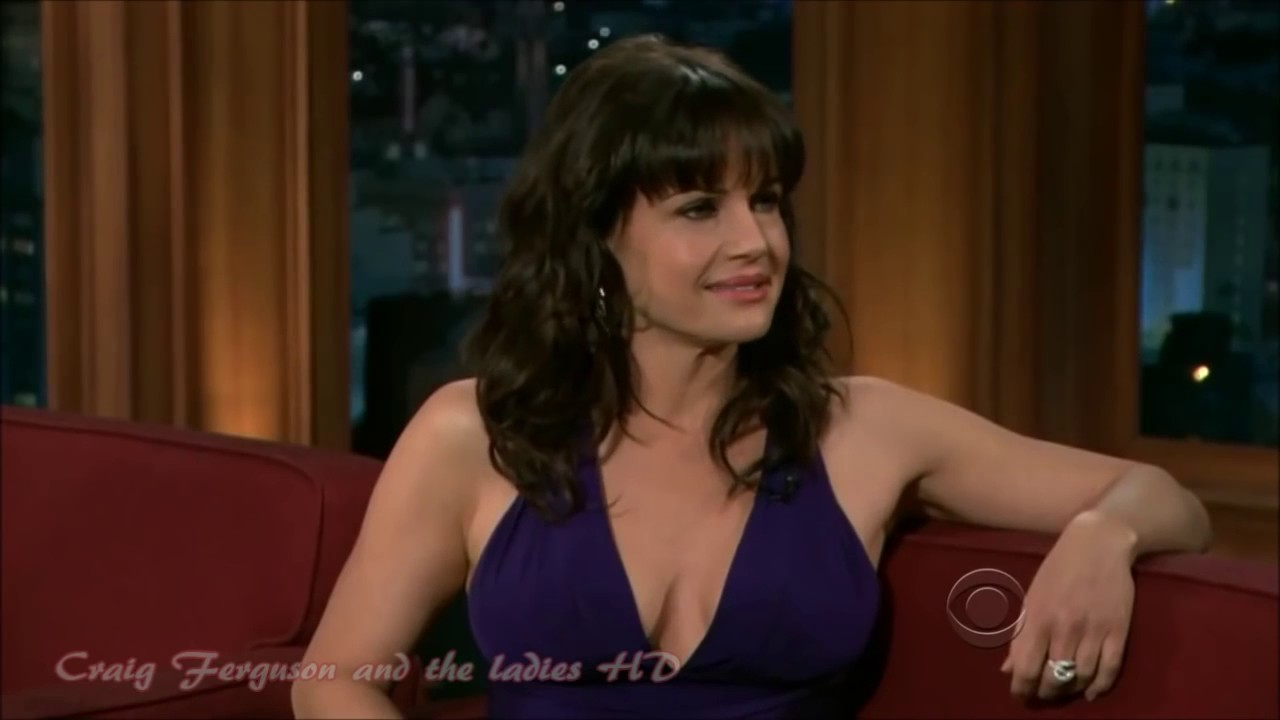 Hd - Carla Gugino Hd Cold Set, Pointy Nipples 3Rd June -8996
