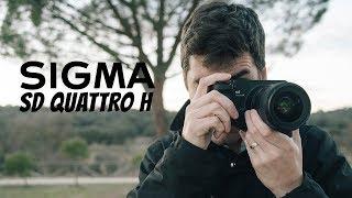 La cámara más rara del mundo - Review Sigma SD Quattro H | David López