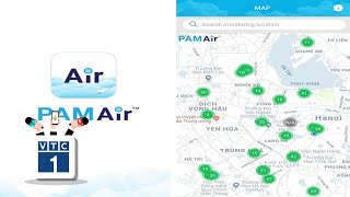 """Trải nghiệm đo chất lượng không khí """"make in Vietnam"""""""