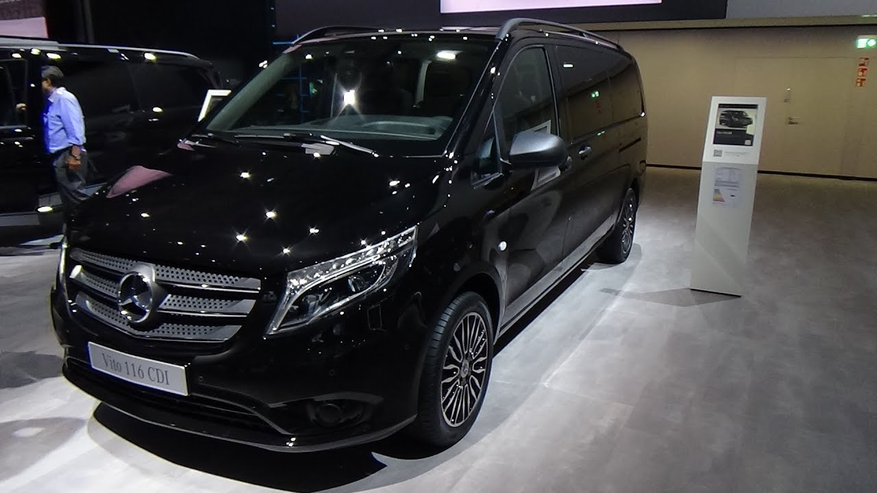 2019 mercedes benz 116 cdi vito tourer edition 4x4. Black Bedroom Furniture Sets. Home Design Ideas