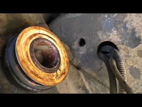 #100 Ремонт передней подвески Ивеко дейли. Замена шаровых, рычага и торсиона.