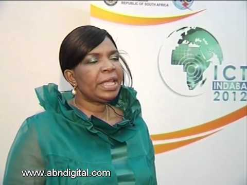 South Africa's ICT sector with Dina Pule