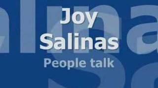 Joy salinas - People Talk