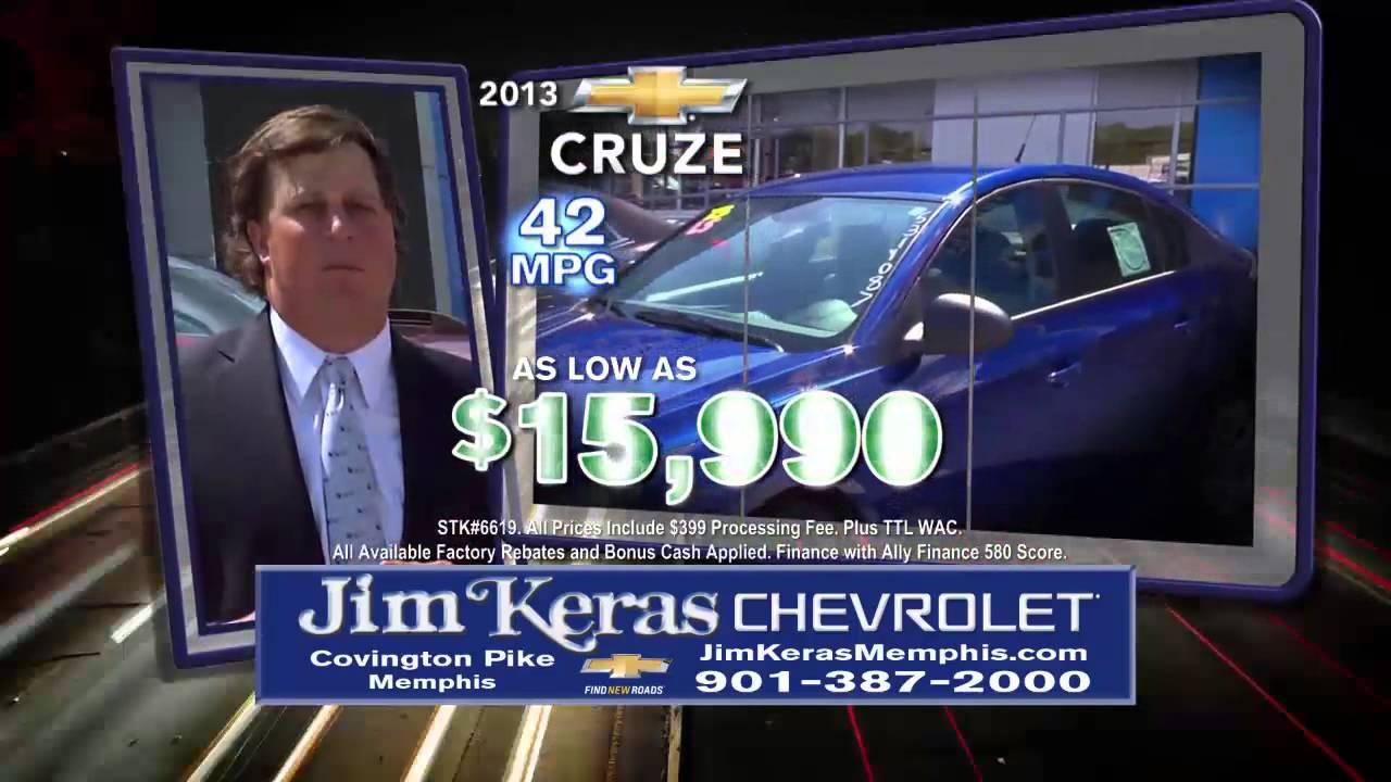 Jim Keras Subaru >> Jim Keras Chevrolet - June 2013 TV Commercial - YouTube