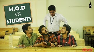 H.O.D Vs Students Leelaigal | Laughing Soda