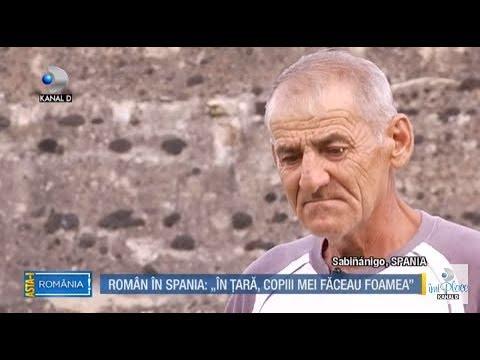 "Asta-i Romania (07.10.2018) - Roman in Spania: ""In tara, copiii mei faceau foamea!"" Partea 3"