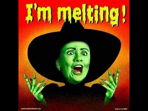 HILLARY LOSES - DING DONG THE WITCH IS DEAD