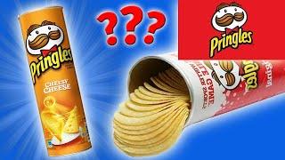 Как сделать чипсы с сыром за 2 минуты. Простой Недорогой рецепт