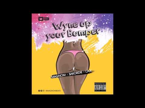 Sarkodie -  Wyne Up Your Bumper ft  Magnom & LAX