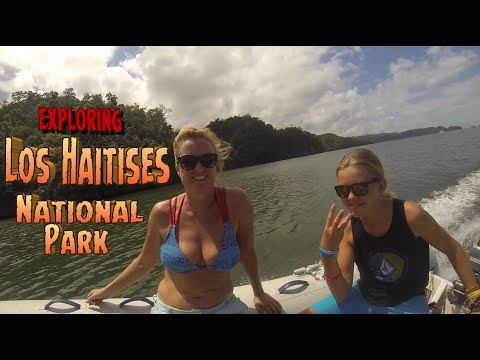 SE3 EP56 Los Haitises National Park Dominican Republic