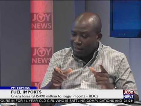Fuel Imports - PM Express on JoyNews (27-3-17)