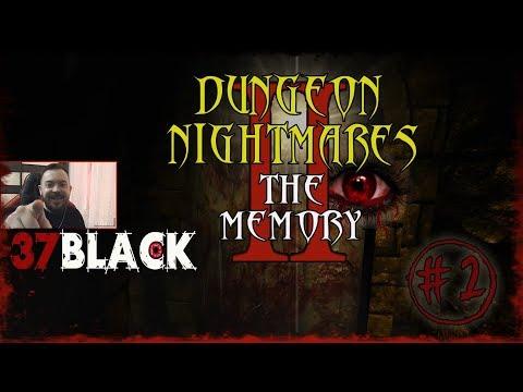 Прохождение хоррор игры Dungeon Nightmares #2 | Летсплей | 37Black | Скримеры | с матом 18+| Хороры