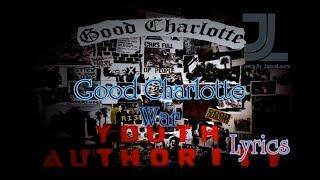 Good Charlotte War Lyrics By Jesus Laura