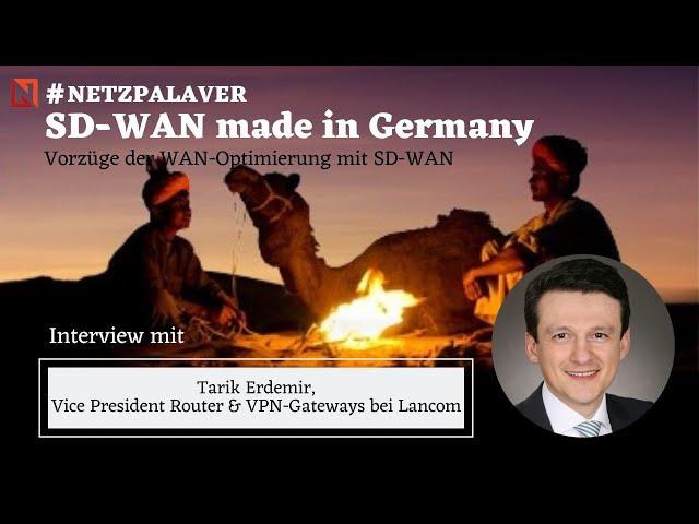 Interview mit Lancom - Vorzüge von SD-WAN made in Germany