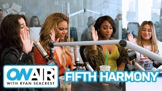 Is Fifth Harmony Following 1D Solo Path? | On Air with Ryan Seacrest