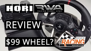 HORI Racing Wheel Apex Review - Is a $99 Wheel a Good Idea?