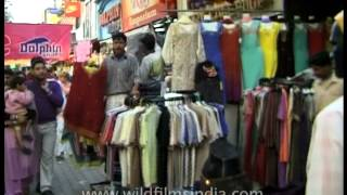 Large market for small pockets - Sarojini Nagar