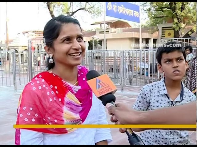 Breakdown to old traditions ; Devotees enjoy unrestricted entry at Shani Shingnapur temple
