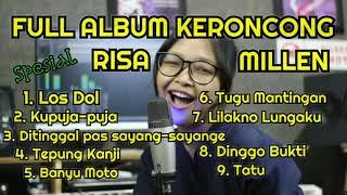 """Download FULL ALBUM KERONCONG TERBARU 2020 SPESIAL """"RISA MILLEN"""""""