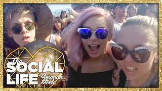 AMANDA STEELE'S THE SOCIAL LIFE EP. 7 | THE COACHELLA CRISIS PART 1