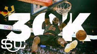 LeBron James' journey to 30,000 points | SportsCenter | ESPN
