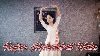 Kajra Mohabbat Wala | Prachi Joshi Choreography | Shashaa Tirupati