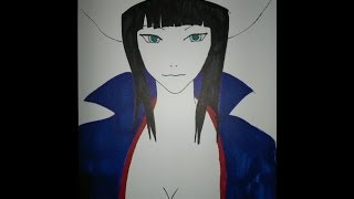 How To Draw Nico Robin.ニコ·ロビンを描画する方法.