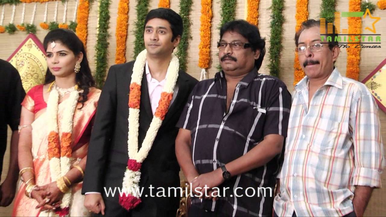 Chinmayi And Rahul Ravindran Reception Part 2