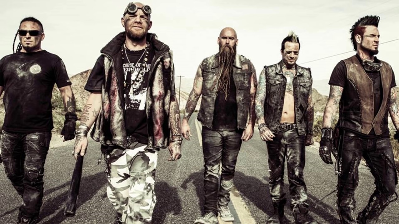 Download Five Finger Death Punch - Boots And Blood (Sub Español | Lyrics)