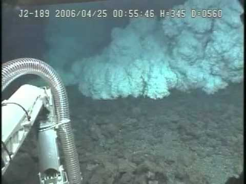 noaa vents program submarine ring of fire