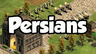 Persians Civilization Overview - Age of Empires 2