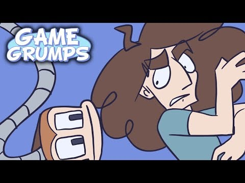 Game Grumps Animated - I Think My Dog's A Robot - by Litvac